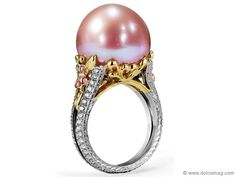 images of pearls and diamonds | Pinned by Tamara Gerling