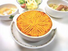 パイ生地もオーブンも使わずできる!「かぼちゃミートパイ」の作り方 | nanapi [ナナピ] Apple Pie, Desserts, Food, Postres, Deserts, Apple Pies, Hoods, Meals, Dessert