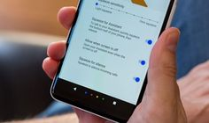 Half of the pair of sensors responsible for detecting when you squeeze the edge of your Pixel 2 XL. Here's how squeezable sides work on Google Pixel 2 XL