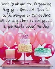 Spesiaal Best Birthday Wishes Quotes, Friend Birthday Quotes, Birthday Wishes Messages, Birthday Wishes For Myself, Happy Birthday Girls, Happy Birthday Meme, Happy Birthday Pictures, Birthday Greetings, Birthday Cards