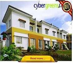 Cybergreen is a breath of fresh air in Suburban Living.  In this one-of-a-kind community in Cavite; BEST BUY EVER!