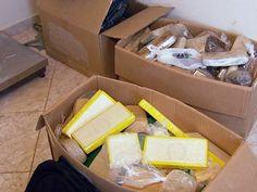 Folha do Sul - Blog do Paulão no ar desde 15/4/2012: Operação da PF fecha laboratório de refino de drog...