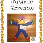 FREE! Help your students learn the attributes of shapes with a fun craft! The download includes all body parts with the shape name, number of sides and v...