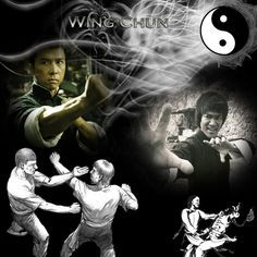 Wing Chun straight boss