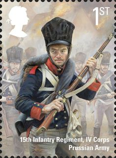 Uk Stamps, Rare Stamps, Postage Stamps, Battle Of Waterloo, Battle Of Britain, First Day Covers, Napoleonic Wars, Empire, Stamp Collecting