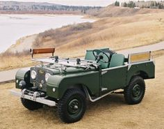 Land Rover Series 1.  Land Rover is one of the most charismatic names in the motoring world, with a rich history around the globe.