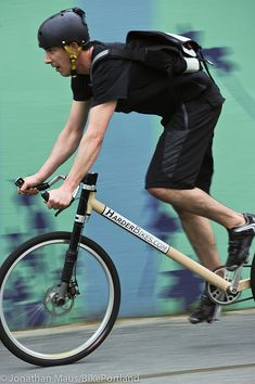 People on Bikes - Manhattan Bridge-35 | von BikePortland.org