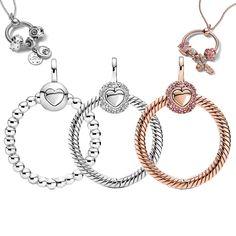Charm Jewelry, Beaded Jewelry, Fine Jewelry, Pandora Necklace, Diy Necklace, Cheap Beads, Fancy, Jewelry Accessories, Charmed