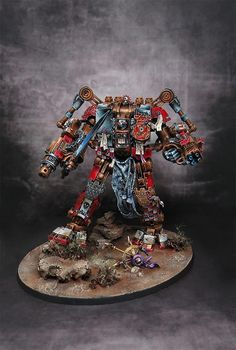 Grey Knights aren't just the most powerful Space Marines, they also have some of the sweetest toys!!