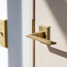 Futagami's Elegant Brass Hardware Comes to NYC