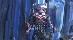 Black Manta Wins