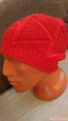 Связала уже 2 шапки по этому описанию: http://www.ladyknits.ru/ Сначала был комплект в подарок к Новому году для подруги. Пряжа Alize Lana gold 800 (800м/100 гр.)