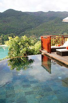 Amazing Ocean views from Constance Ephelia, Seychelles
