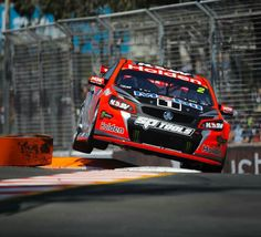 Garth Tander's Holden Racing Team Commodore. Photo from GT