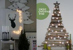 Skandynawskie dekoracje świąteczne | Wronek