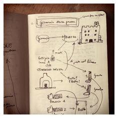 01_Giovannin senza paura disegnata da Marco Belpoliti su @moleskine