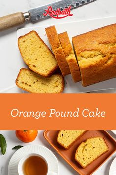 Inspired by a real family recipe that brought a mother and daughter-in-law together, you can taste the love in every slice. That, and a lot of fresh, citrusy flavour baked into a cake that's amazingly light. But you won't taste any dairy or nuts - this inclusive treat is suitable for many specialty diets. Baking Recipes, Dessert Recipes, Pound Cake Recipes, Pound Cakes, Sweet Bread, Cupcake Cakes, Cupcakes, No Bake Cake, Baked Goods
