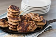 Turkey Apple Sausage - (E)   Sub the sugar for Gentle Sweet, and you have THM approved E sausage!  www.TrimHealthyMama.com