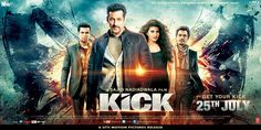 Salman Khan's upcoming film kick can cross 250 crore as a total (domestic & overseas) box office collection.