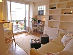 Grenache Paris Studio Apartment that the hubby and I stayed in in 2011. ahh...memories.