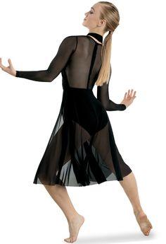 Mesh Halter Wrap Midi Dress   Balera™