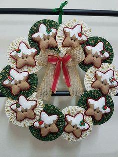Haz click en la imagen para ver ideas para adornar de estrellas navideñas tu casa. Este adorno de Navidad nos ha encantado. ¡Es muy original! Para más pins como éste visita nuestro board. Una cosa más! > No te olvides de guardarlo en tu tablero! #estrellas #navidad #estrellasnavidad #adornosdenavidad