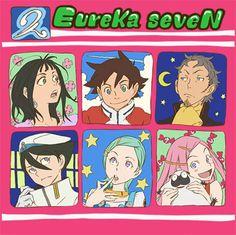 Eureka7 - CDジャケット