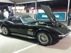 1969 Stingray Corvette