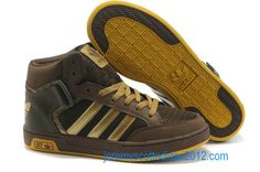 f06355c2977e3 Adidas Skate Lifestyle Collection Dark Brown Gold G20520 Adidas Shoes For  Sale