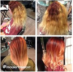 How To: Color Melting and Ombre and Steps