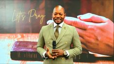 Let's Pray with Pastor Alph LUKAU   Thursday 19 August 2021   AMI LIVEST... Let's Pray, Thursday, Let It Be