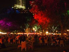 Sydney Food Festival. Every year in October :)