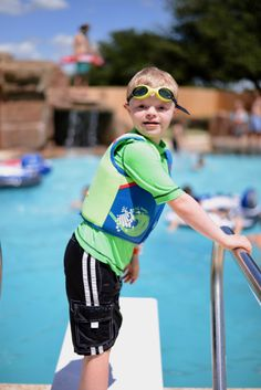 Don't forget your goggles! You'll need them at the Pool!! #cometocamp
