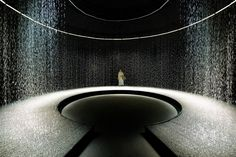 When Droplets Create Space: A Look at Liquid Architecture,Light in Water, 2015…