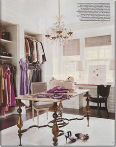 Dressing Rooms: Tips