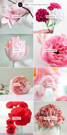 Trends For Realistic Paper Flowers Diy If you are looking for Realistic paper flowers diy you've come to the right place. We have collect images about Realistic paper flowers diy including . 2160 Best Diy Paper Flowers Images In 2020 Paper Flowers Paper Mache Flowers, How To Make Paper Flowers, Tissue Paper Flowers, Paper Roses, Flower Paper, Fake Flowers, Diy Flowers, Fabric Flowers, Flores Diy