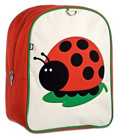 beatrix Little Kid Pack Juju Ladybug Backpack -- Find out more about the great product at the image link. (This is an Amazon Affiliate link and I receive a commission for the sales)