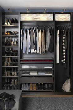 eliminate unwanted drom the wardrobe