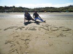 Friends enjoying the best summer in Ireland!