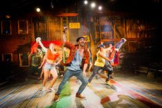 Review In The Heights King's Cross Theatre West End London ...