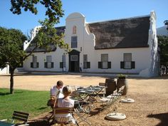 Groot Constantia Africa Day, All About Africa, African House, Cape Dutch, Dutch House, Southwestern Home, Cape Town South Africa, Spanish Colonial, February 2015