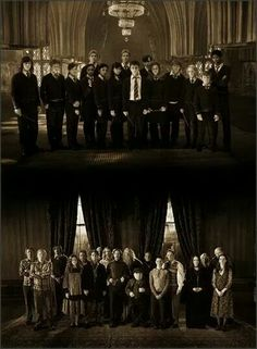 Dumbledore's Army and the Original Order