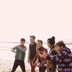 BIGBANG CF #BIGBANG GIF