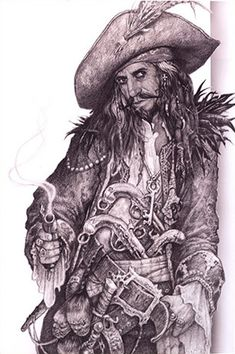 Image result for pirates of the caribbean art