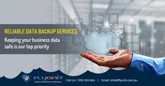 #Safeguard your business with our smart #datastorage and #backupsolutions - #Flyonit