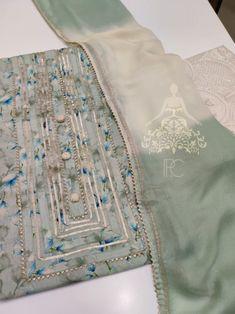 Churidar Neck Designs, Kurta Neck Design, Salwar Designs, Plain Kurti Designs, Kurta Designs Women, Designer Party Wear Dresses, Kurti Designs Party Wear, Designer Wear, Neck Designs For Suits