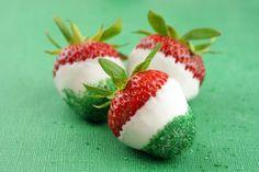 Cinco de Mayo strawberries - so fun and easy! | Candiquik