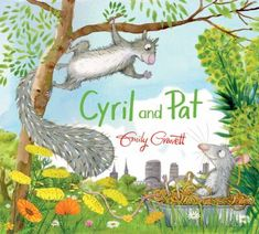 Cyril is a squirrel. Pat is a rat. They have a lot of adventures and fun together. But no one else thinks they should be friends. Two friends learn that some things are more important than being the same, or following others.