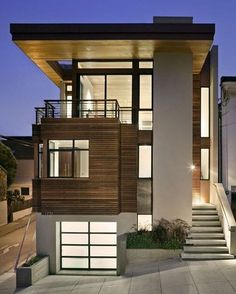Awesome house on a small lot #archixxi #architecture