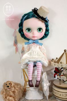 Custom Blythe Doll. | da little dolls room